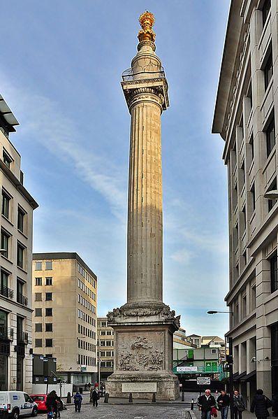 Monument au Grand incendie de Londres