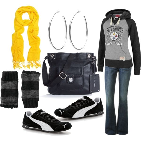 Game Day, created by jnifr on Polyvore
