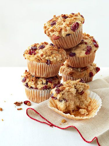 Check out our one-sentence recipe for Apple Granola Muffins.