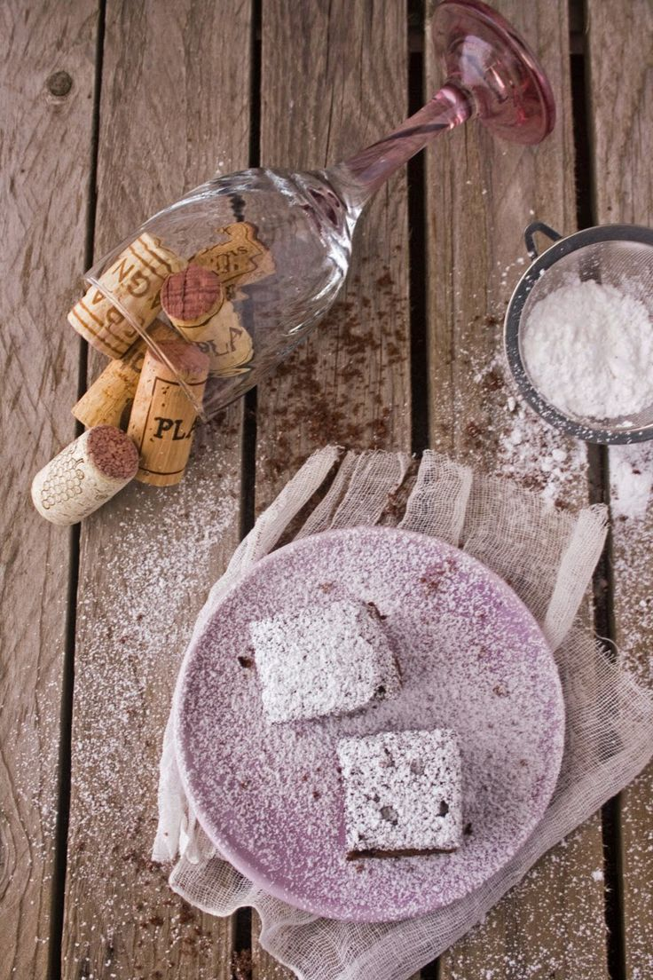 Torta ubriaca...ricetta sul blog
