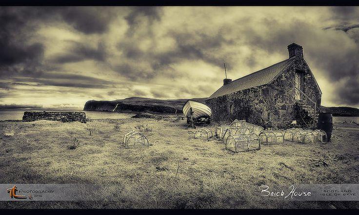 Isle of Skye - Brick House
