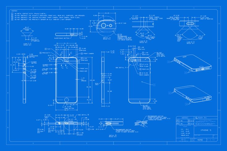 18 best blueprintindustrial design images on pinterest product this is the blueprint for apples new iphone 5 and it breaks down each element of the devices unique industrial design malvernweather Gallery