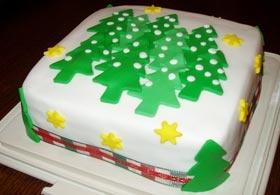 All Things Christmas: Christmas Cakes to Grab