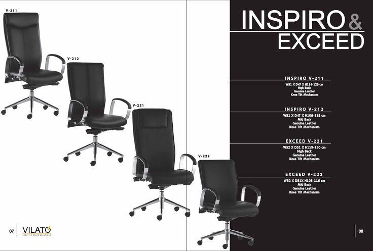 INSPIRO & EXCEED