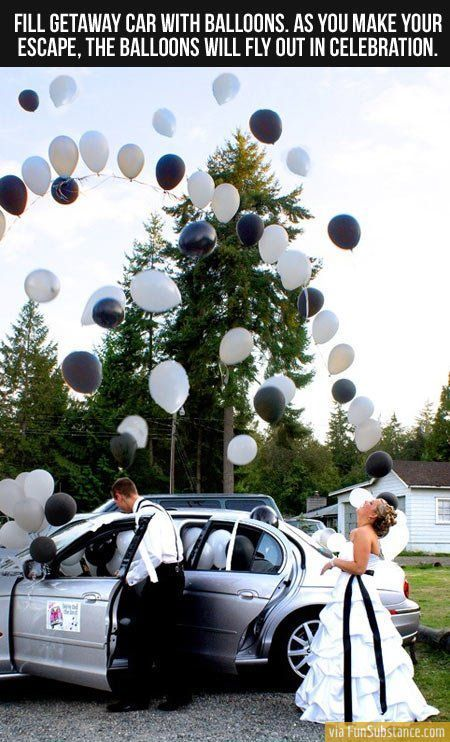 Awesome idea for your wedding - FunSubstance.com on imgfave
