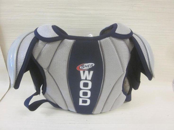Sher-wood 7000 Hockey Shoulder Pads - Junior ~SIZE EXTRA Small~MODEL SP7000 SRXS #SHERWOOD