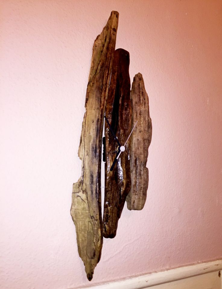 WOODEN CLOCK by HolzDinge on Etsy