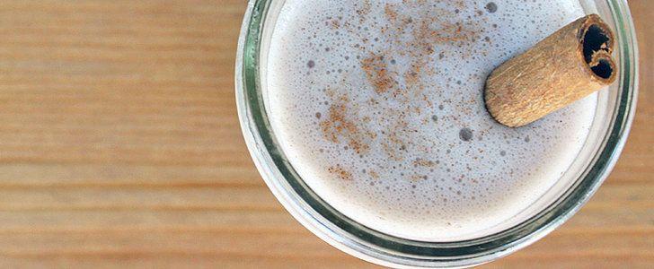 Guilt-Free Sweet Treat: Vegan Cinnamon Bun Smoothie #Health-Fitness