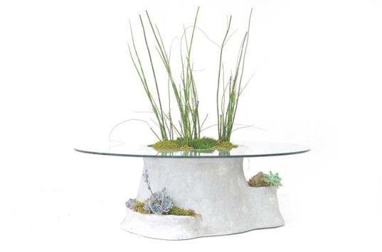 Opiary's Terraformed Furniture Invites Nature Indoors