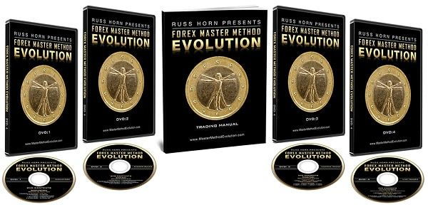 Forex Master Method Evolution – what is it? Forex Master Method Evolution is the latest Forex trading system created by full time professional trader, Russ Horn. Russ Horn has over a decade of trading experience. He's traded for some of the largest hedge funds in the world and has mentored thousands of traders.