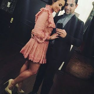 海外セレブニュース&ファッションスナップ: 【デミ・ロヴァート】6年間交際した恋人ウィルマー・バルデラマと破局したことを発表