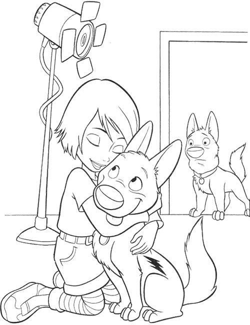 quido coloring pages - photo#35