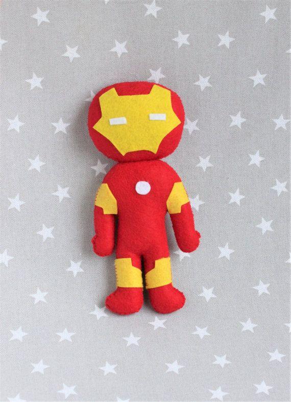 Superhéroes Iron man muñeco superhéroe personalizable