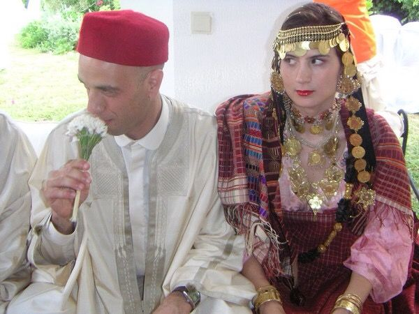 Mariage traditionnel  tunisien