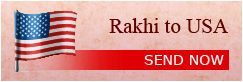 Send Rakhi to USA through trusted online Rakhi delivery services. Browse through our amazing Rakhi products and send awesome Rakhis in USA. Visit: http://usa.sendrakhizonline.com