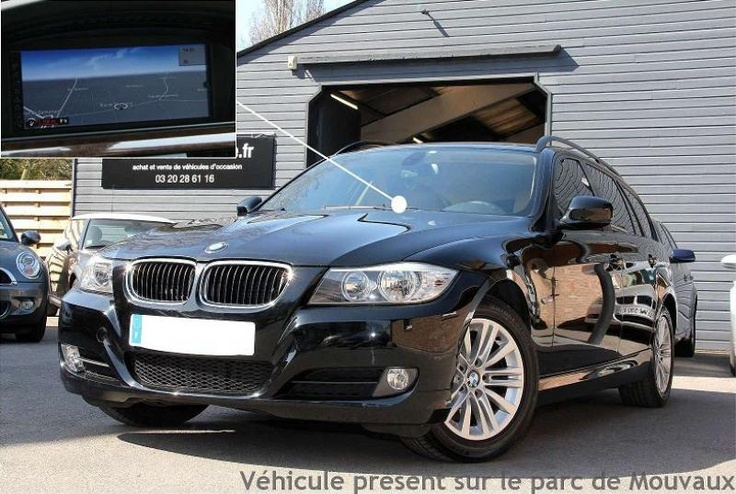 BMW SERIE 3 (E91) TOURING 320D 177 LUXE