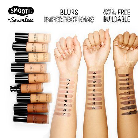 10 HR Wear Perfection Foundation by Sephora Collection #16