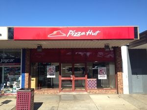 External Signage - PIZZA HUT VIC
