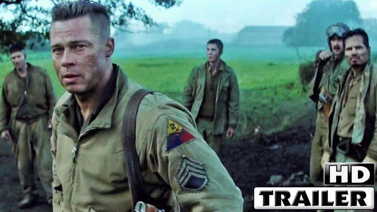 CORAZONES DE ACERO Trailer 2015 Español