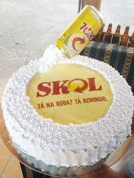 Resultado de imagem para bolo com papel de arroz adulto