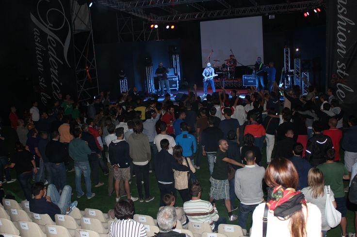 Gli #Aurora in concerto ad #Atreju 2013