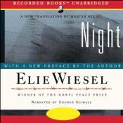 Audible Daily Deal - Night (Holocaust Memoir, History, WWII)