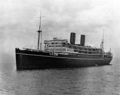 The Viceroy of India, 1929 – the ship that takes Daisy Driscoll to India