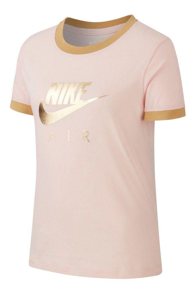 Nike Air Metallic Ringer T Shirt Shirts Nike Air T Shirt