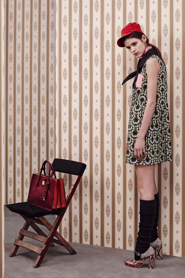 Miu Miu Pre-Fall 2015 - Collection - Gallery - Style.com