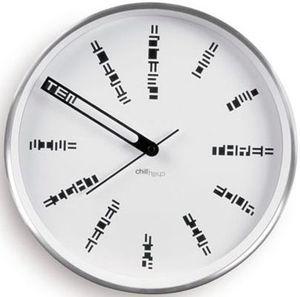 Such a cool clock!