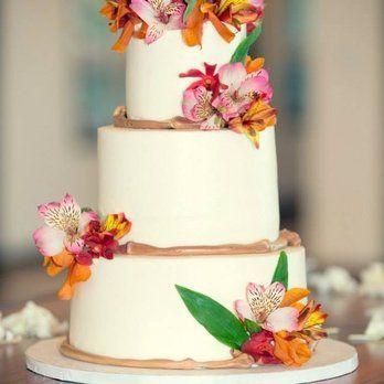 wedding cakes on pinterest beach wedding cakes painted wedding cake