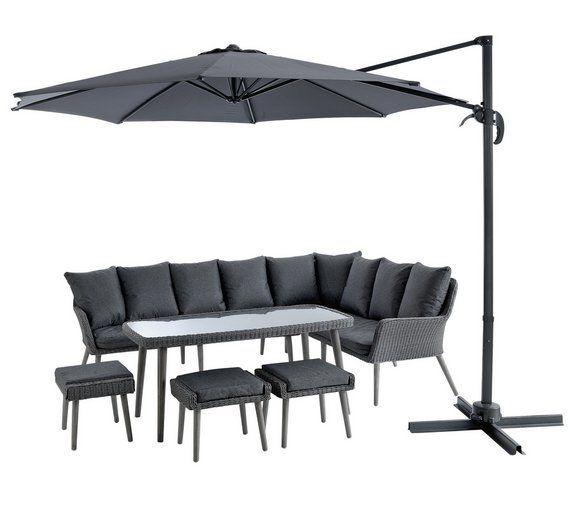 Corner Dining Chair: Buy Heart Of House Rio Corner Dining Set At Argos.co.uk