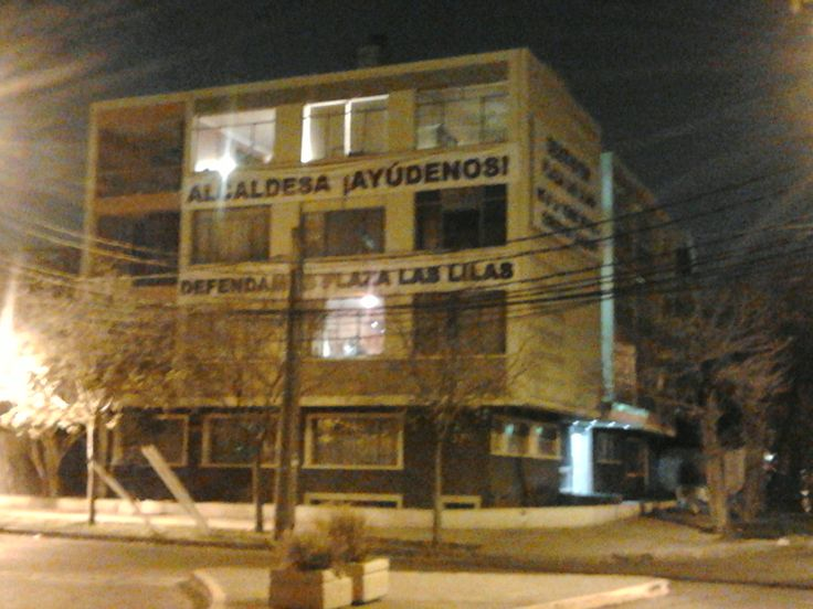 Edificio (Barrio Las Lilas / Providencia).