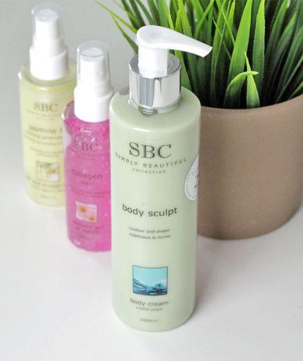 Neues von SBC – Duschen, Baden, Pflegen mit Body Sculpt, Collagen, Jasmin & Nachtkerzenöl