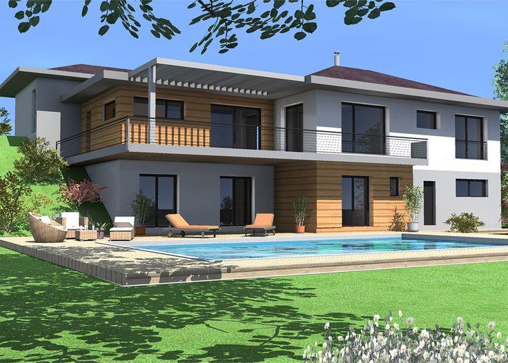 17 meilleures id 233 es 224 propos de constructeur maison bois sur constructeur de maison