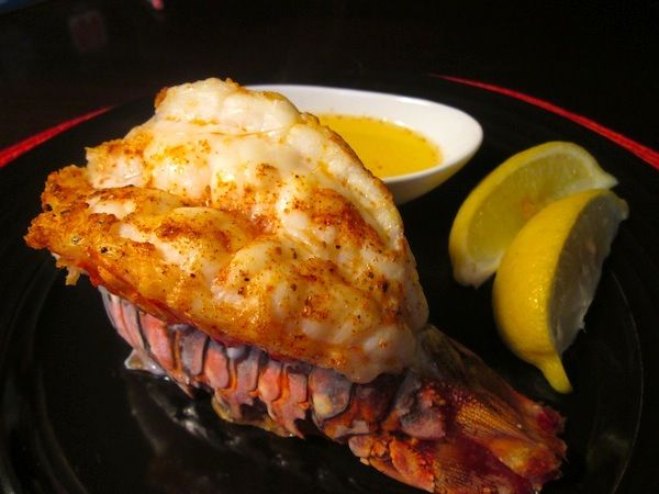 Top Secret Recipes | Red Lobster Broiled Lobster Recipe