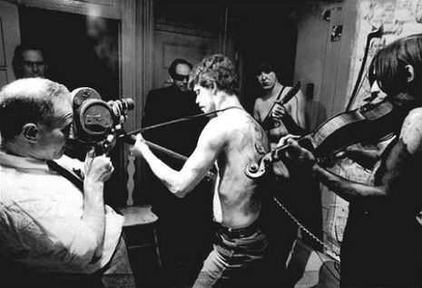 The Making of an Underground Film: Edie Sedgwick, Andy Warhol and a 'topless' Velvet Underground | Dangerous Minds