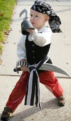 Share Pirate Costume For Kids Via Photos Of Your Homemade Creations!