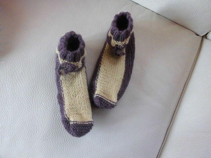 calcetines de invierno par andar por casa