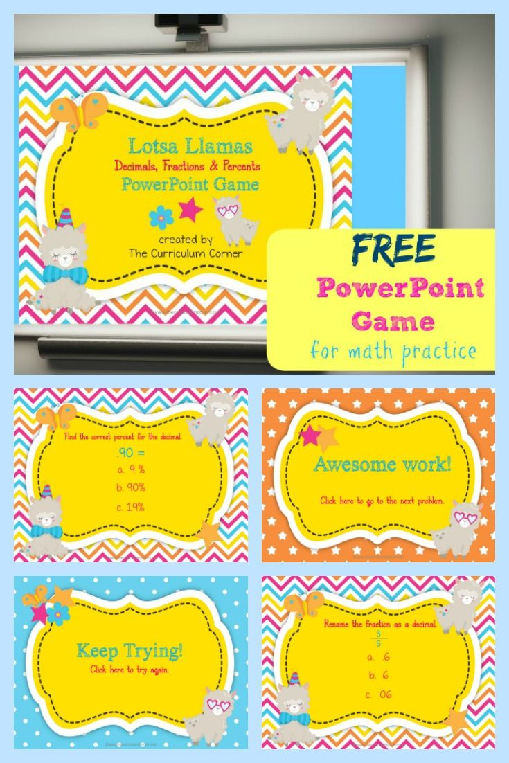free powerpoint game templates for teachers