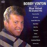 Bobby Vinton Sings Blue Velvet: His Greatest Hits [CD]
