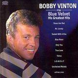 Bobby Vinton Sings Blue Velvet: His Greatest Hits [CD]