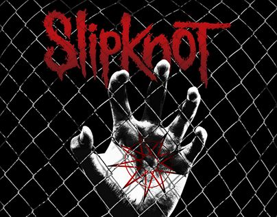 "Check out new work on my @Behance portfolio: ""Competition Entry : Design a T-Shirt For Slipknot"" http://on.be.net/1Elx2g3"