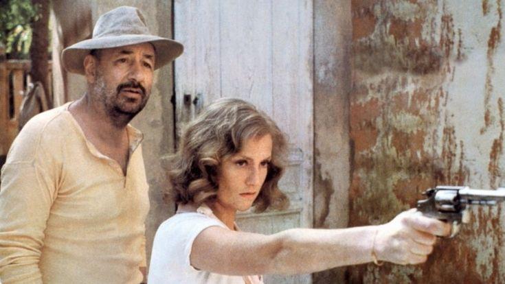 Coup de Torchon is a unique French noir with Philippe Noiret and Isabelle Huppert