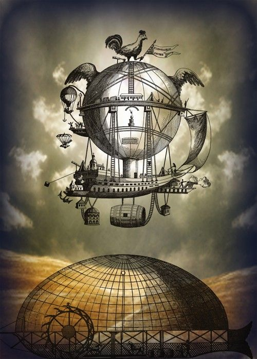 17 best images about balloons on pinterest steam punk