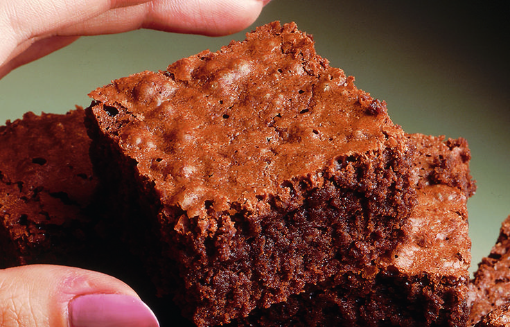 Try this Deep Dish Brownies recipe, made with HERSHEY'S products. Enjoyable baking recipes from HERSHEY'S Kitchens. Bake today.