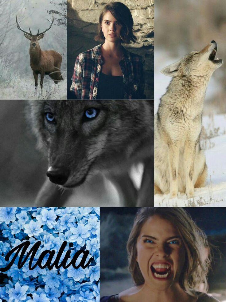 Malia Tate/werecoyote -Teen Wolf