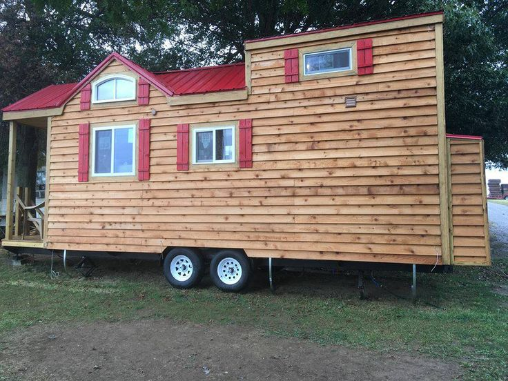 Wee Castle Tiny House For Sale In KY