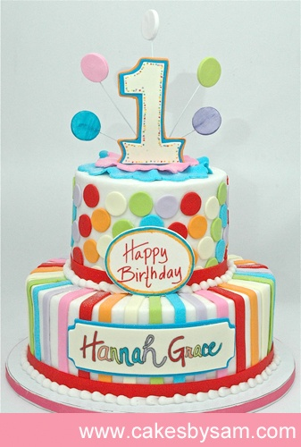 Image detail for -Tags: 1st birthday , children's birthday cakes , Children's Cakes ...