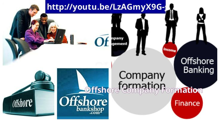 http://youtu.be/LzAGmyX9G-g Offshore company formation services help people to take their business international level. Offshore banking helps to manage money of different country companies. With offshore bank account you can enjoy low tax rate benefits.